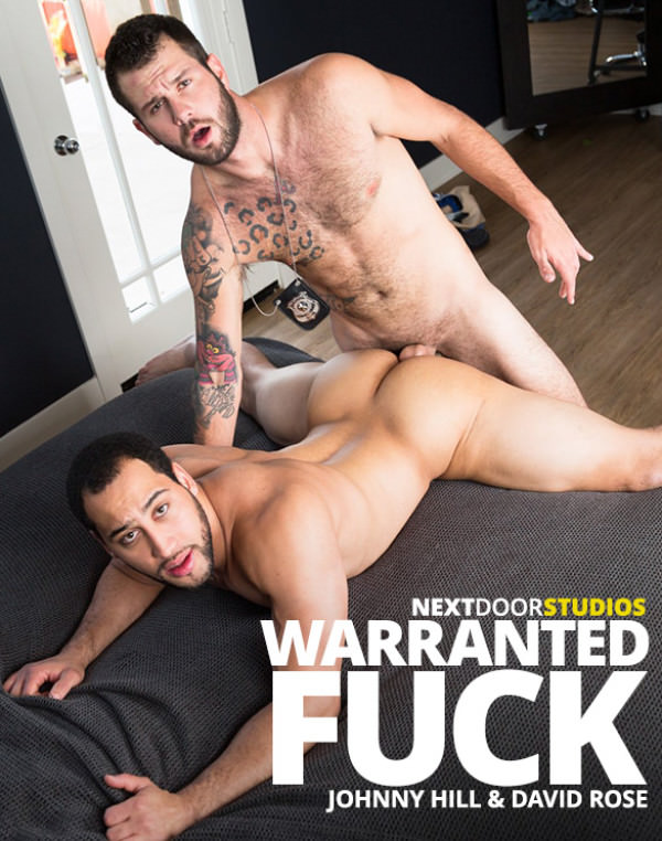 NextDoorBuddies Warranted Fuck Johnny Hill David Rose bang each other bareback