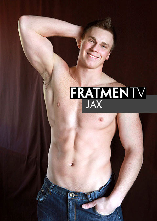 Fratmen Jax Tall Naked Motorcycle Stud