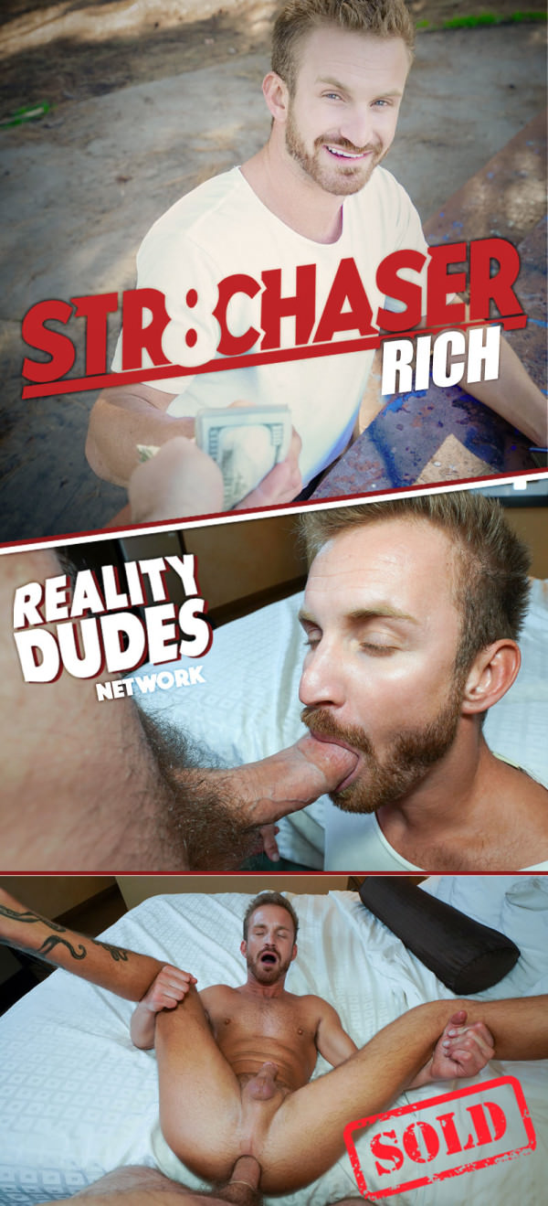 RealityDudes Rich He Spread His Cheeks and I Dick-Dove Right In Str8 Chaser