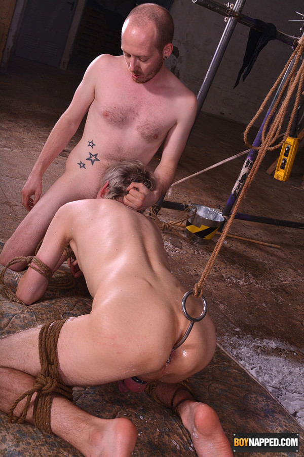 BoyNapped New Teen Boy Used By A Pro Part 2 Sky Heet Sean Taylor