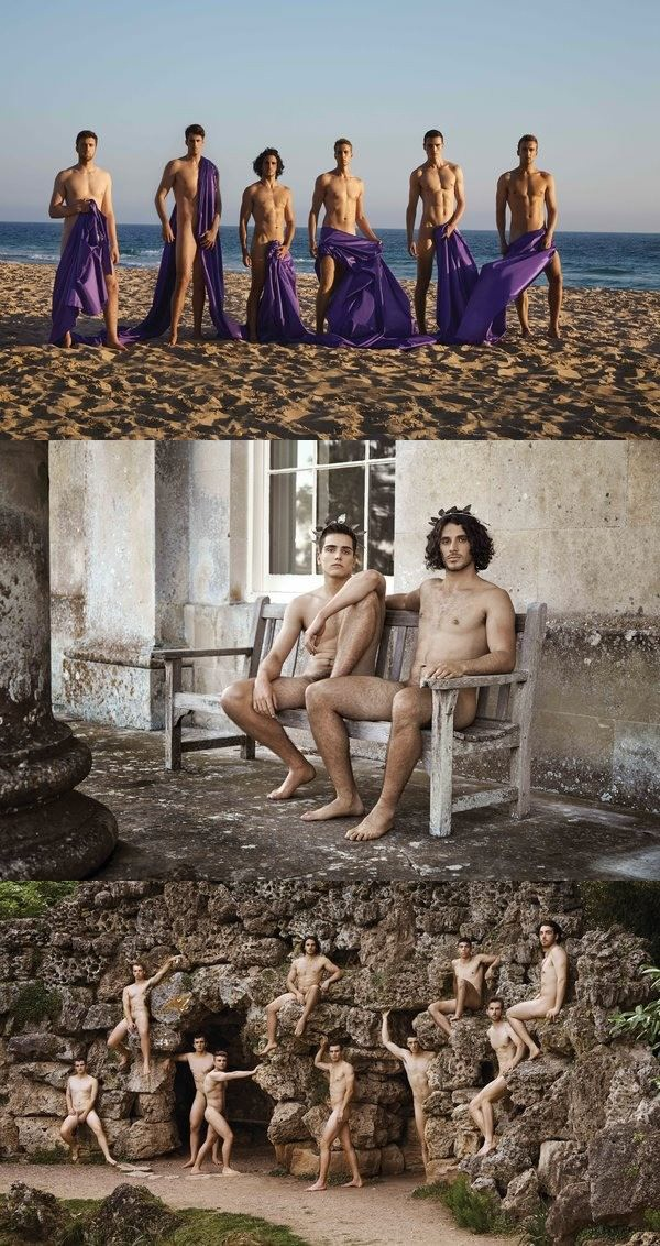 Warwick Rowers Making of 2018 Calendar Spain, UK