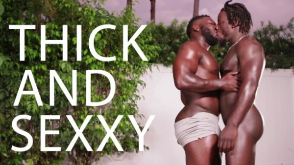 TheFuckHouse The Fuck House 2018 Chapter Three: Thick and Sexxy Chino Blacc, Krave
