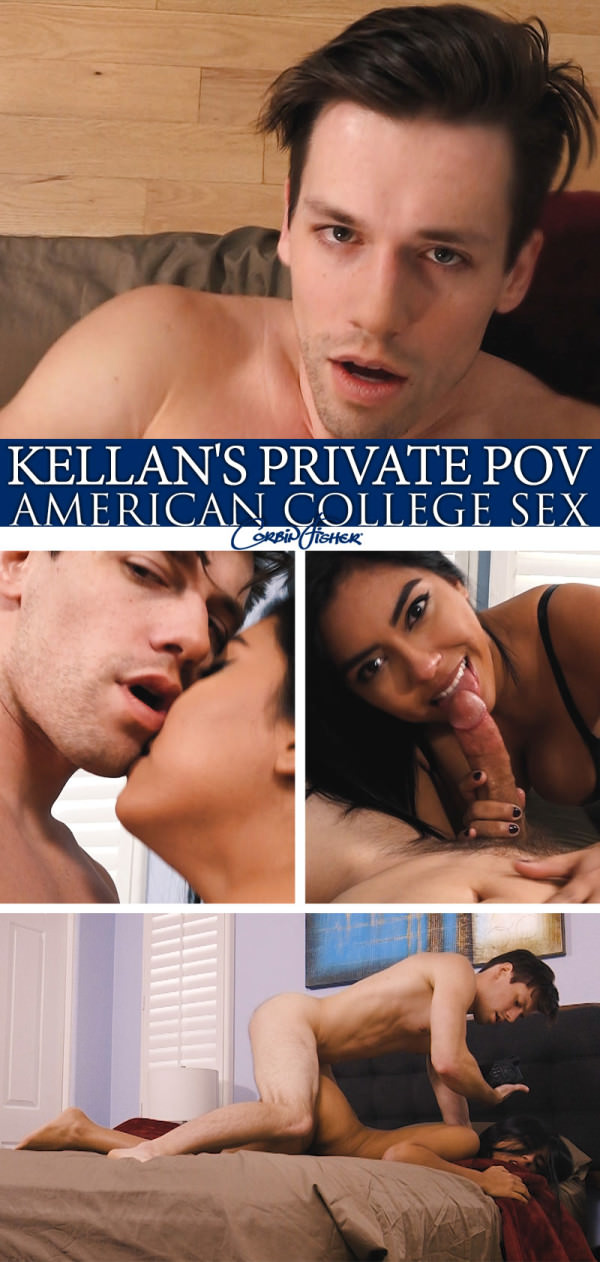 CorbinFisher Kellan's Private POV