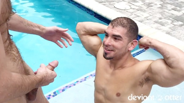 DeviantOtter Behind the Smut Slippery When Wet