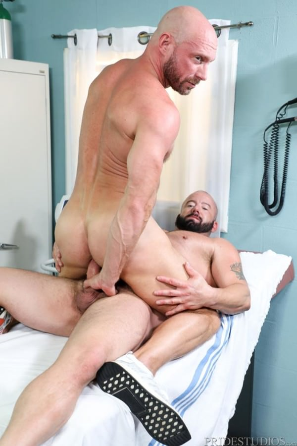 PrideStudios Exam Room Fuckers 2 Adam Ryker Killian Knox