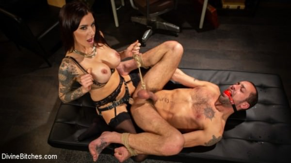 DivineBitches Divine Therapy Gia DiMarco Uses Unconventional Procedures to Punish
