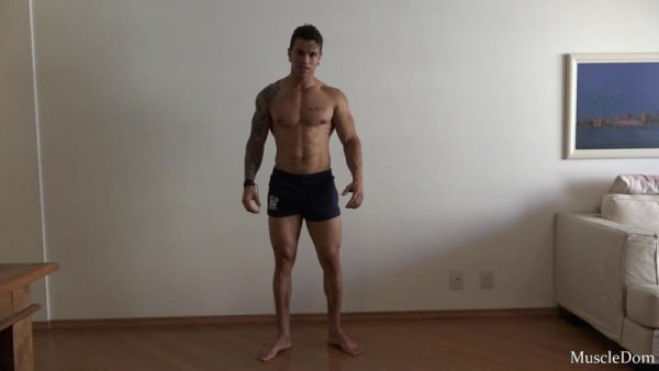 MuscleDom Andre 2nd Video