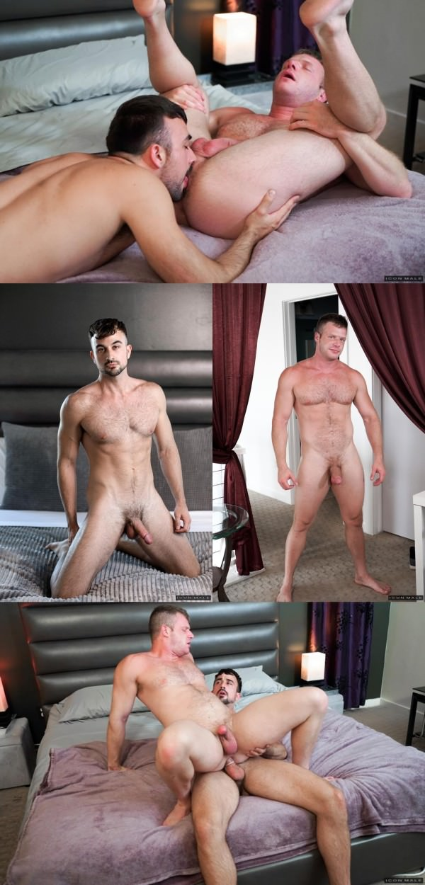IconMale Let Her Go! Mason Lear Brian Bonds