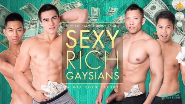 PeterFever Behind The Scenes Kink And Sexy Rich Gaysians