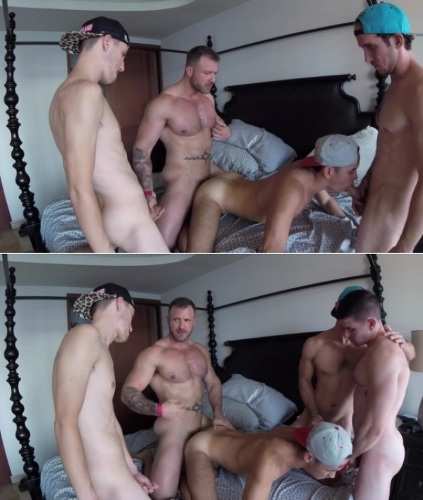 4MyFans AustinWolf Private and Extended Cuts #65 Bareback