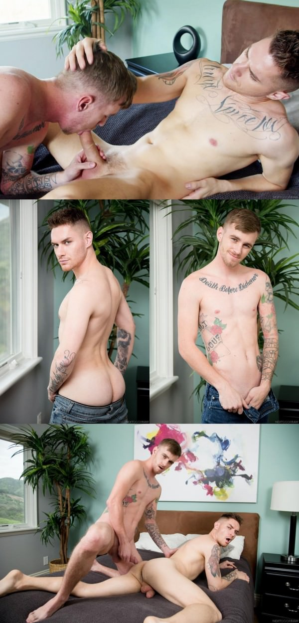 NextDoorRaw Chance Encounter Zak Bishop Ryan Jordan Bareback