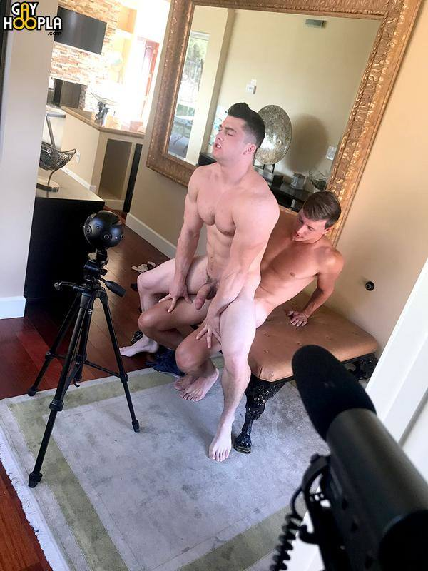 GayHoopla The Missing Angle We Weren't Supposed To Release Adrian Monroe Collin Simpson