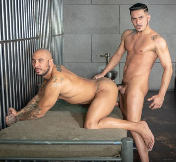 DominicPacifico ENCHAINED: The Newbie Cesar Xes Kurt Klein Bareback