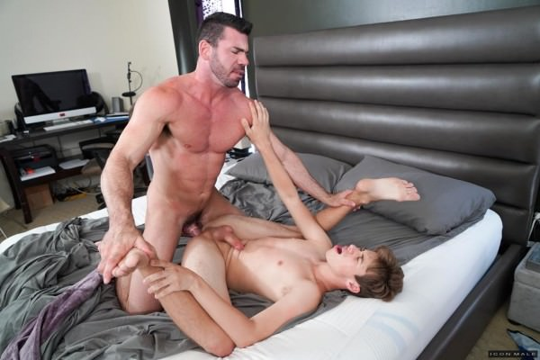 IconMale Seducing Adam Billy Santoro Adam Awbride