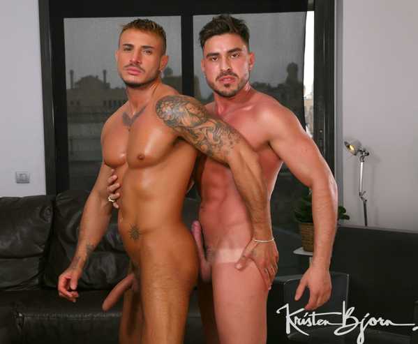 Casting Couch 444 - Juancho and Klein Cover