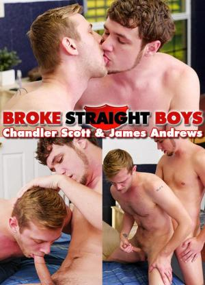BrokeStraightBoys – James Andrews & Chandler Scott – Bareback