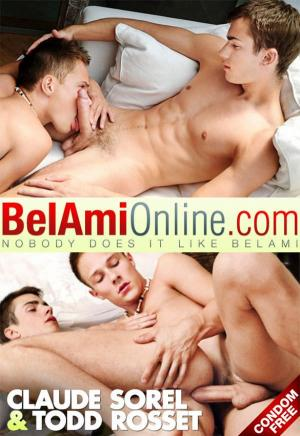 BelAmiOnline – The first time ever I – Claude Sorel & Todd Rosset – Bareback
