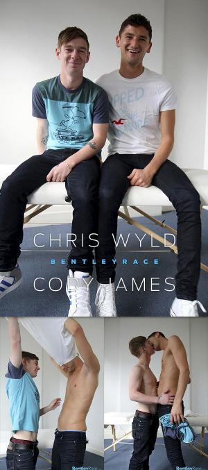 BentleyRace – Chris Wyld & Cody James