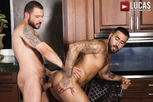 Lucas Entertainment – Rikk York Gives Up His Hole To Pedro Andreas – Bareback