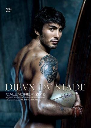 Dieux du Stade – Making of Calendrier 2012