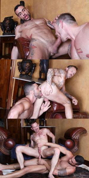 KristenBjorn – Bare To The Bone, sc. 7 – Letterio Amadeo & Stephan Raw