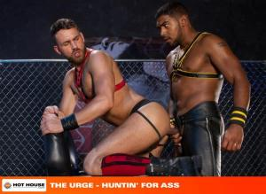 HotHouse – The Urge – Huntin For Ass – Logan Moore & Xl