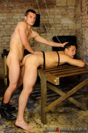 WilliamHiggins – Str8hell – Lorenc & Jirka RAW – DUTY BOUND