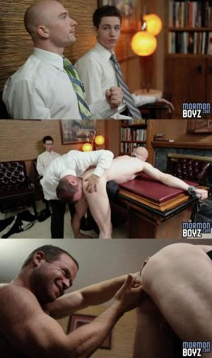 MormonBoyz – Elder Larsen – INTERROGATION