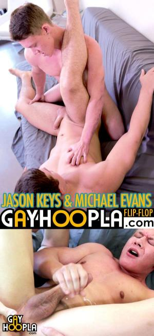 GayHoopla – Jason Keys Fucks Michael Evans