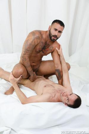 MenOver30 – Half Hearted – Part 3 – Cameron Kincade & Rikk York