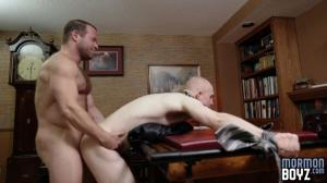 MormonBoyz – Elder Larsen – Interrogation – Part 2 – Bareback