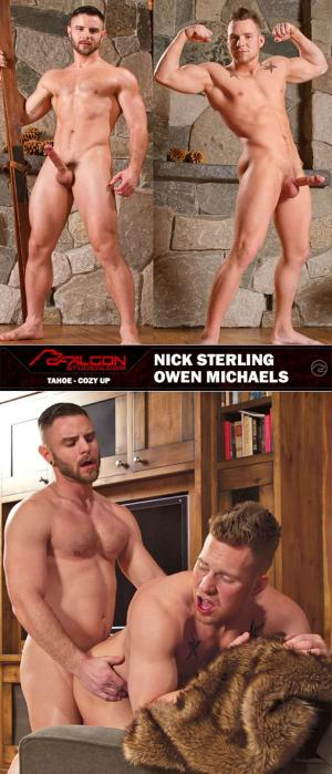 FalconStudios – Tahoe – Cozy Up: Scene 5 – Nick Sterling & Owen Michaels