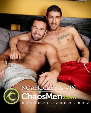 ChaosMen – Noah Riley & Vin – Serviced