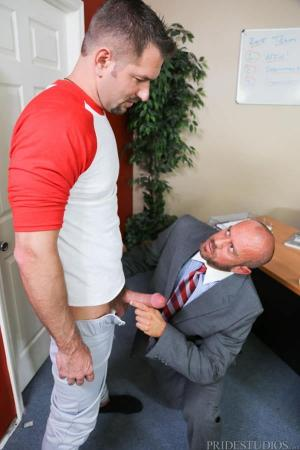 ExtraBigDicks – Coach's Dirty Secret Part 4 – Matt Stevens & Andrew Justice