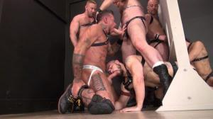 Rawandrough – Glory Hole Fuck Fest Part 1 – Bareback