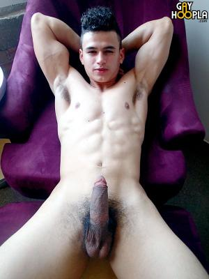 GayHoopla – Jerry Cabrera – Solo Part 2