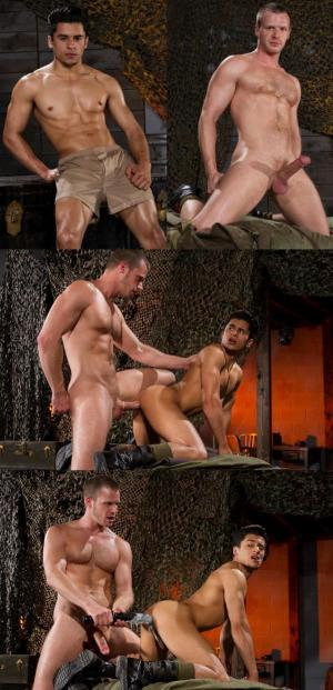 ClubInfernoDungeon – ASSault Scene 5 – Brian Bonds & Armond Rizzo