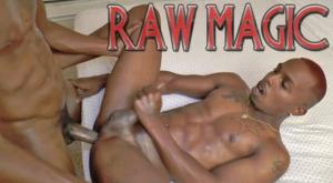 BreedItRaw – Raw Magic – Dagger & Magic Wood – Bareback