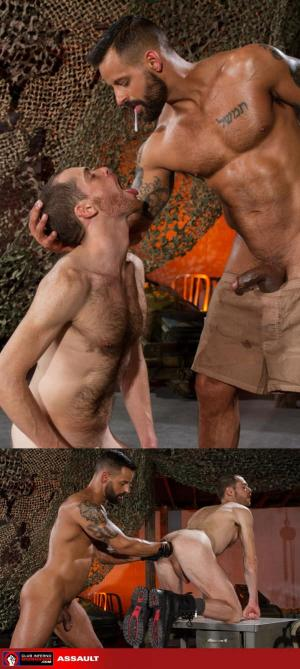 ClubInfernoDungeon – ASSault – David Benjamin & Christian Lesage