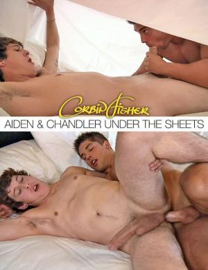 CorbinFisher – Aiden pounds Chandler Raw