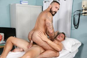 ExtraBigDicks – Bedside Manner – Part 1 – Alessio Romero & Jace Chambers
