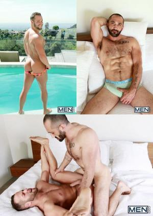 Drill My Hole – The Real Houseboys Of West Hollywood Part 1 – Luke Adams & Alex Leblanc – Men.com