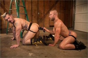 ClubInfernoDungeon – Fist Pumpers – JR Bronson & Aarin Asker