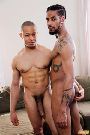 NextDoorEbony – Trying Guys – Jin Powers & Rex Cobra