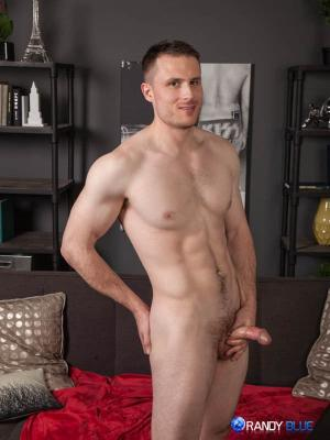 RandyBlue – Jonn Lundgren gets naked and fingers his hole – Solo