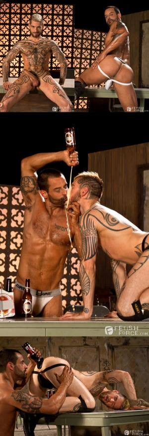 FetishForce – Permission Scene 1 – David Benjamin & Logan McCree