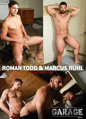 JuicyBoys – The Garage Part 1- Marcus Ruhl & Roman Todd – Bareback