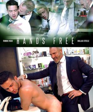 MenAtPlay – Hands Free – Robbie Rojo & Dallas Steele