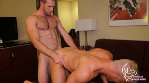 AmericanMuscleHunks – Alex Mecum & Johnny V