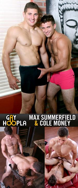 GayHoopla – Cole Money & Max Summerfield – Flip-Fuck